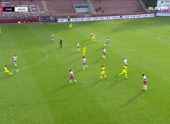 Speeldag 2 Moeskroen - KV Mechelen (0-1)