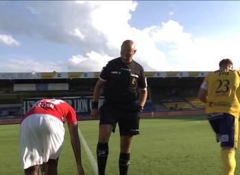 Speeldag 2 Waasland-Beveren - Standard (1-2)