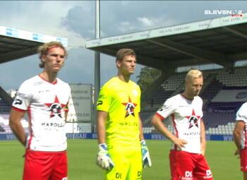 Speeldag 2 Beerschot - SV Zulte Waregem (3-1)