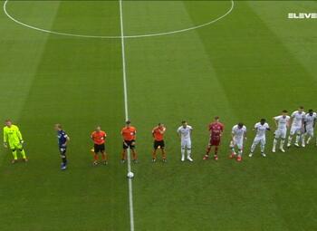 Speeldag 2 Eupen - Club Brugge (0-4)