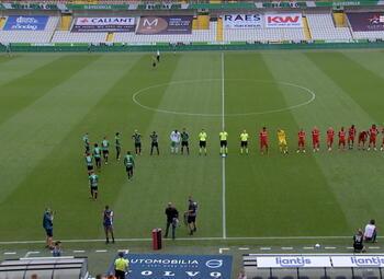 Speeldag 2 Cercle Brugge - Royal Antwerp (2-1)