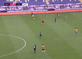Journée 2 Anderlecht - Saint-Trond (3-1)