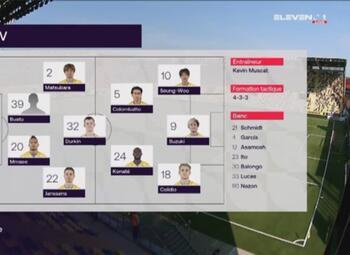 Speeldag 5 STVV - Royal Antwerp (2-3)