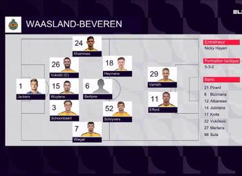 Speeldag 7 Beerschot - Waasland-B. (3-2)