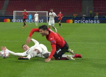 Goal: Rennes 1 - 0 Krasnodar 56', Guirassy
