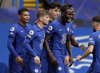 Résumé Chelsea - FC Séville