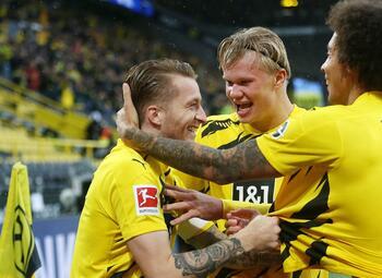 Résumé Lazio Rome - Borussia Dortmund