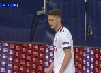 Goal: Red Bull Salzbourg 0 - 1 Lokomotiv Moscou 19' Éder