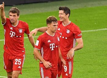 Résumé Bayern Munich - Atlético Madrid