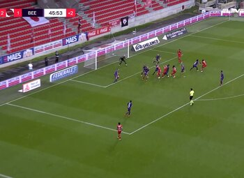 Journeé 10: Royal Antwerp - Beerschot (3-2)
