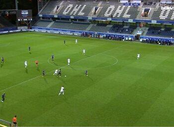 Journee 10: OH Louvain - FC Bruges (2-1)