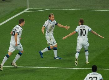 Samenvatting Club Brugge - Lazio Roma