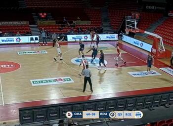 Samenvatting Spirou Basket Charleroi - Phoenix Brussels Basketball