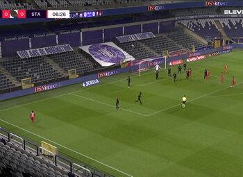 Speeldag 14 RSC Anderlecht - Standard (0-0)