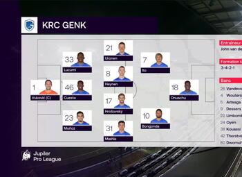 Speeldag 16 RSC Anderlecht - KRC Genk (1-0)