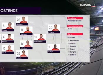 Speeldag 18 RSC Anderlecht - KV Oostende (2-1)