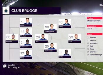 Speeldag 30 STVV - Club Brugge (1-2)