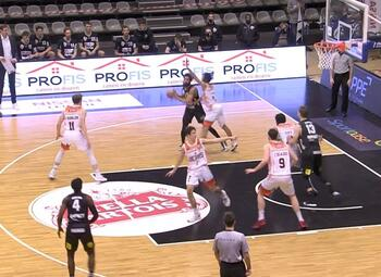 Samenvatting Leuven Bears - Limburg United