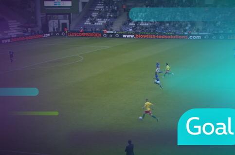 Goal: Beerschot Wilrijk 0 - 1 Ostende: 9', Sakala