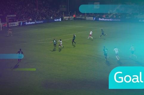 Goal: Courtrai 3 - 0 Cercle Bruges: '76, Chevalier