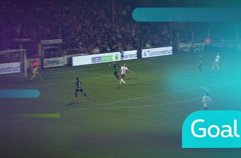Goal: Courtrai 2 - 0 Cercle Bruges: 71', Lepoint