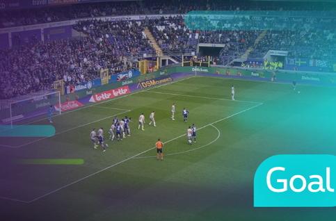 Goal: Anderlecht 2 - 1 Standard: 57', Santini