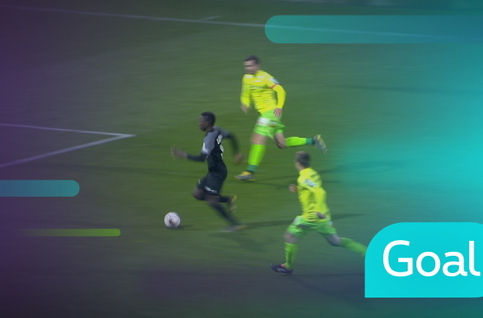 Penalty: Eupen 3 - 2 Ostende: 78', Msakni