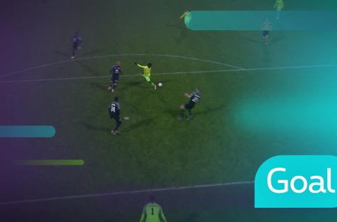 Penalty: Eupen 2 - 2 Ostende: 77', Vanlerberghe