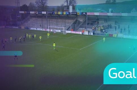 Goal: Eupen 1 - 0 Ostende: 32', Toyokawa