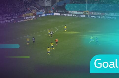 Goal: Charleroi 2 - 0 Saint-Trond: 86', Nurio