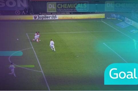 Penalty: SV Zulte Waregem 5 - 0 Cercle Bruges: 61', Harbaoui