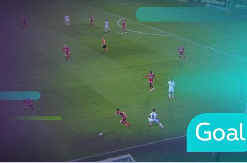 Goal: SV Zulte Waregem 3 - 0 Cercle Bruges: 41', Harbaoui