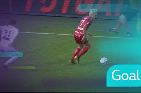 Goal: SV Zulte Waregem 2 - 0 Cercle Bruges: 38', Bongonda