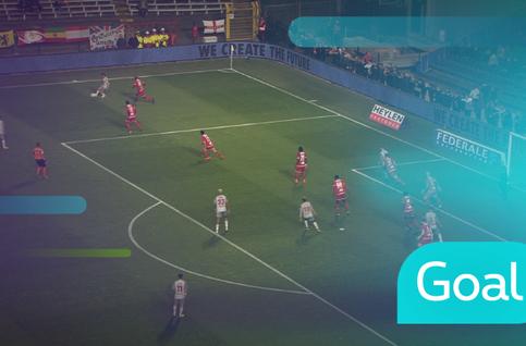Goal: Royal Antwerp 1 - 1 Standard 45' Vanheusden