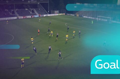 Goal: Eupen 0 - 1 Saint-Trond: 49', Kamada