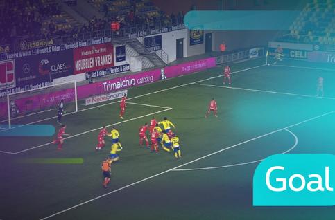 Goal: Saint-Trond 1 - 0 Ostende: 57', Sylla