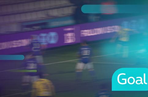 Penalty: Beerschot Wilrijk 1 - 2 Saint-Trond: 58',Botaka