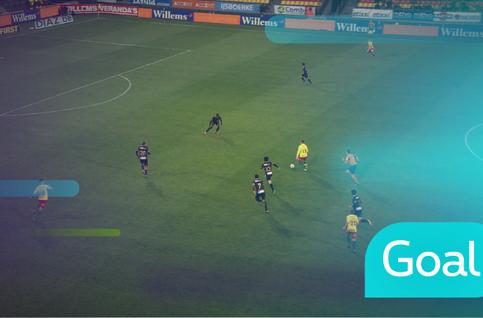 Goal: KV Oostende 1 - 0 STVV 37' Guri