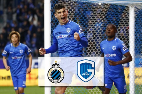 Club Brugge - KRC Genk