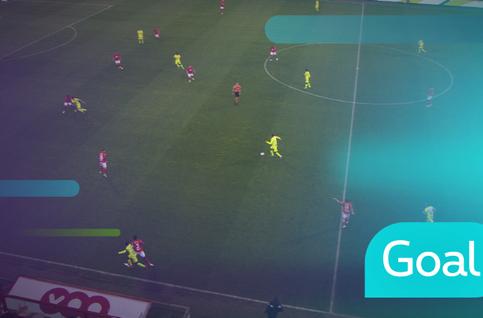 Goal: Standard 1 - 2 KAA Gent: 64', David