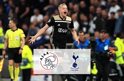 AFC Ajax - Tottenham Hotspur
