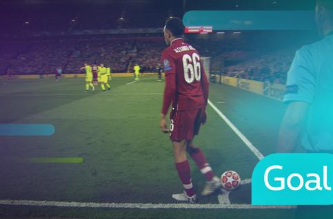 Goal: Liverpool 4 - 0 FC Barcelona 79' Origi