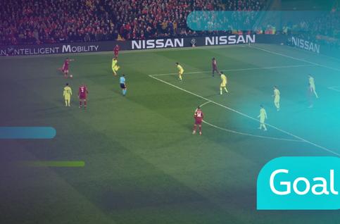 Goal: Liverpool 3 - 0 FC Barcelona 56' Wijnaldum