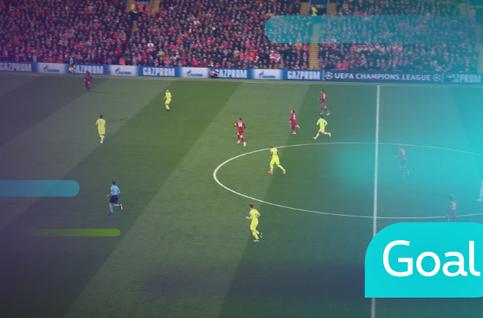 Goal: Liverpool 1 - 0 FC Barcelona 7' Origi