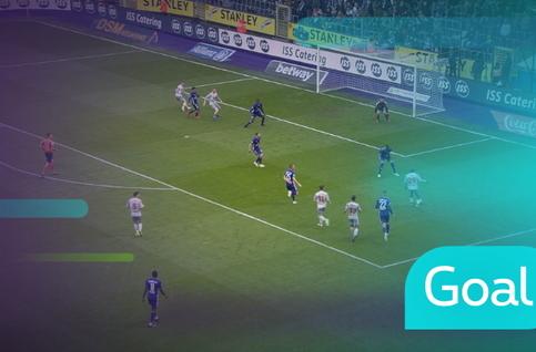 Goal: RSC Anderlecht 1 - 1 Standard: 50', Carcela