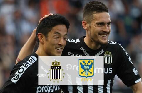 Sporting Charleroi - STVV