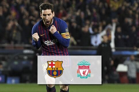 FC Barcelona - Liverpool