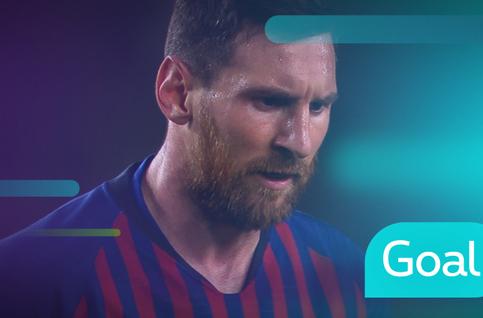 Goal: FC Barcelona 3 - 0 Liverpool 82' Messi