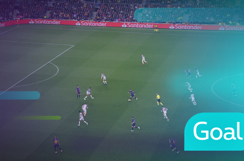 Goal: FC Barcelona 2 - 0 Liverpool 75' Messi