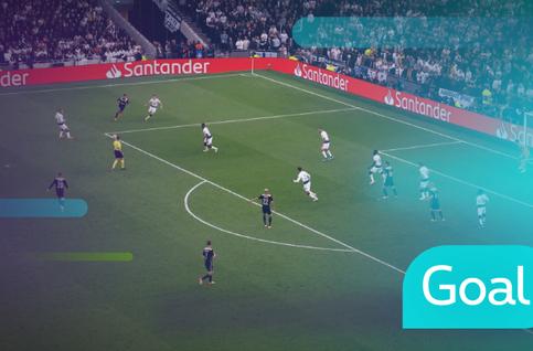 Goal: Tottenham Hotspur 0 - 1 AFC Ajax: 15', Van de Beek